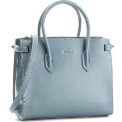 Torebka FURLA - Pin 946028 B BLS1 B30 Dolmia. Niebieskie torebki klasyczne damskie Furla, ze skóry. Za 1149,00 zł.