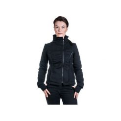 MOTION BLUZA DAMSKA BAWEŁNA ORGANICZNA. Czarne bluzy rozpinane damskie Slogan ubrania ekologiczne, etyczne i wegańskie, l, z motywem zwierzęcym, z bawełny. Za 239,00 zł.