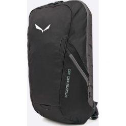 Salewa - Plecak. Czarne plecaki męskie Salewa, w paski, z materiału. W wyprzedaży za 219,90 zł.