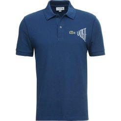 Lacoste Koszulka polo marino/blanc. Szare koszulki polo marki Lacoste, z bawełny. Za 459,00 zł.