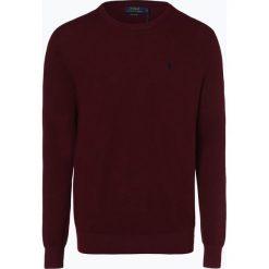 Polo Ralph Lauren - Sweter męski, czerwony. Czerwone swetry klasyczne męskie marki Polo Ralph Lauren, m, polo. Za 499,95 zł.