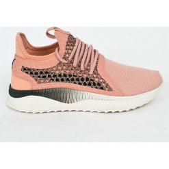 Puma - Buty Tsugi Netfit v2. Czerwone buty sportowe damskie marki Puma, xl, z materiału. W wyprzedaży za 399,90 zł.