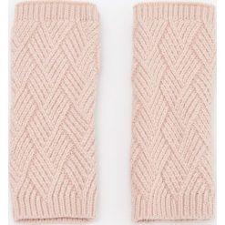 Rękawiczki bez palców - Różowy. Czerwone rękawiczki damskie Reserved. Za 29,99 zł.