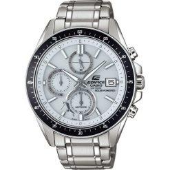 Biżuteria i zegarki męskie: Zegarek Casio Męski EFS-S510D-7AV Edifice Chrono  srebrny
