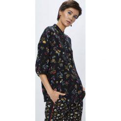 Medicine - Koszula Secret Garden. Czarne koszule damskie MEDICINE, s, z tkaniny, casualowe, z długim rękawem. W wyprzedaży za 49,90 zł.