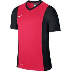 Nike Koszulka piłkarska Park Derby M różowo-czarna r. XXL (588413-692). Fioletowe koszulki sportowe męskie marki KIPSTA, m, z elastanu, z długim rękawem, na fitness i siłownię. Za 72,64 zł.