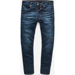 G-Star Raw - Jeansy 3301. Niebieskie jeansy męskie marki G-Star RAW. W wyprzedaży za 449,90 zł.