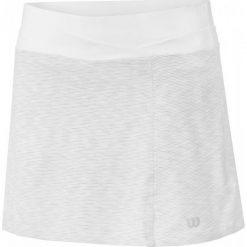 Spodnie dresowe damskie: Wilson Spódniczka tenisowa Striated 13.5 Skirt W WRA727601 – XS