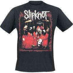 Slipknot Debut Album T-Shirt czarny. Czarne t-shirty męskie z nadrukiem Slipknot, xxl, z dekoltem na plecach. Za 74,90 zł.
