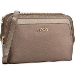 Torebka NOBO - BAG-D3090-C017 Brązowy. Brązowe listonoszki damskie marki Nobo, ze skóry ekologicznej. W wyprzedaży za 129,00 zł.