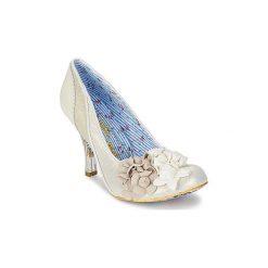 Czółenka Irregular Choice  MRS LOWER. Brązowe buty ślubne damskie Irregular Choice. Za 264,50 zł.