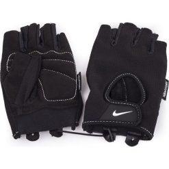 Rękawiczki męskie: Nike Rękawiczki męskie Mens Fundamental Training Gloves czarne r.  M