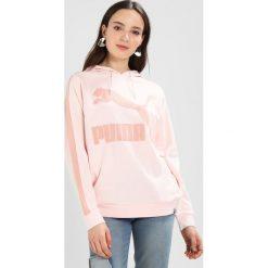 Bluzy damskie: Puma CLASSICS LOGO HOODY Bluza z kapturem pearl
