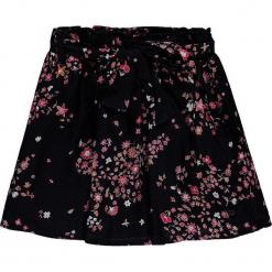 Spódnica w kolorze czarnym ze wzorem. Białe spódniczki dziewczęce marki Marc O'Polo Junior, z nadrukiem, z okrągłym kołnierzem, z długim rękawem. W wyprzedaży za 87,95 zł.