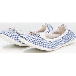 Baleriny damskie: Primigi Baleriny bianco/blue