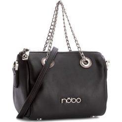 Torebka NOBO - NBAG-C4330-C020 Czarny. Czarne torebki klasyczne damskie Nobo, ze skóry ekologicznej. W wyprzedaży za 99,00 zł.