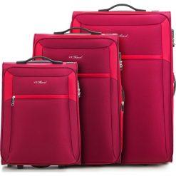 Walizki: Zestaw walizek V25-3S-23S-33
