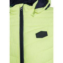Retour Jeans RAY Kurtka zimowa neon yellow. Żółte kurtki chłopięce zimowe marki Retour Jeans, z jeansu. W wyprzedaży za 237,30 zł.