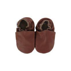 Buciki niemowlęce chłopięce: BaBice Buciki do raczkowania UNI kolor brązowy