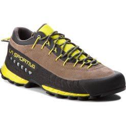 Trekkingi LA SPORTIVA - Tx4 17W801702  Taupe/Sulphur. Brązowe buty trekkingowe damskie La Sportiva. W wyprzedaży za 579,00 zł.