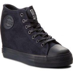 Sneakersy damskie: Sneakersy BIG STAR - BB274089 Navy