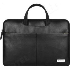 Torba Cartinoe Skórzana torba na laptopa 14-15,4 cala Cartinoe Dirigent Series czarna. Czarne torby na laptopa marki Cartinoe. Za 85,71 zł.