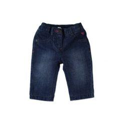 ESPRIT Girls Baby Spodnie dżinsowe superdark denim. Niebieskie spodnie chłopięce marki bonprix. Za 55,00 zł.