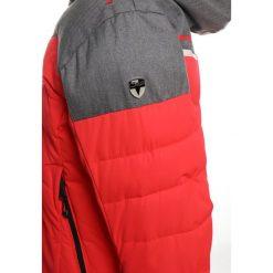 CMP SNAPS Kurtka snowboardowa red fluo. Brązowe kurtki dziewczęce sportowe CMP, z materiału, narciarskie. W wyprzedaży za 377,10 zł.
