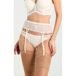 Pończochy i rajstopy: Calvin Klein Underwear GARTER BELT Pas do pończoch i Podwiązki off white