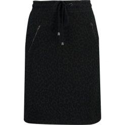 Spódniczki ołówkowe: Kaffe SIN Spódnica ołówkowa  black deep