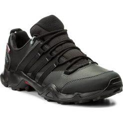 Buty adidas - Terrex Ax2r Beta Cw S80741 Cblack/Cblack/Visgre. Czarne buty trekkingowe męskie Adidas, z lycry, outdoorowe, adidas terrex, climawarm (adidas). W wyprzedaży za 269,00 zł.
