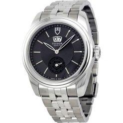ZEGAREK TUDOR GLAMOUR 57000 68070 ANTH IND W. Szare zegarki męskie TUDOR, ze stali. Za 14090,00 zł.