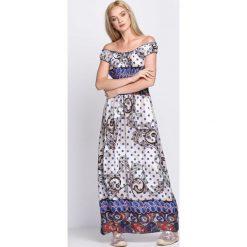 Sukienki: Niebieska Sukienka One Day