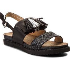 Sandały damskie: Sandały MACIEJKA – 03604-01/00-5 Czarny