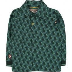 """Koszula """"Take Me To The Top"""" w kolorze zielonym. Zielone koszule chłopięce marki 4FunkyFlavours Kids, z klasycznym kołnierzykiem. W wyprzedaży za 82,95 zł."""