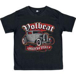 T-shirty damskie: Volbeat Hot Rods Koszulka dziecięca czarny