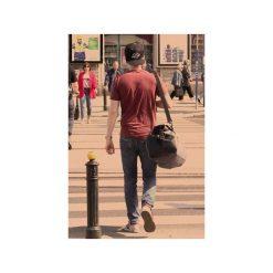 Torba wodoodporna DUFFEL 50L. Szare torby na ramię męskie Fish dry pack, z materiału, na ramię. Za 159,20 zł.