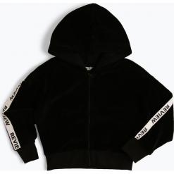 Review - Dziewczęca bluza rozpinana, czarny. Czarne bluzy dziewczęce rozpinane Review. Za 139,95 zł.