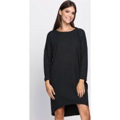 Sukienki: Czarna Sukienka Reach Majority