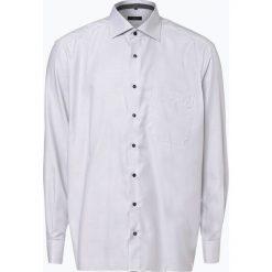 Eterna Comfort Fit - Koszula męska niewymagająca prasowania, szary. Szare koszule męskie non-iron marki House, l, z bawełny. Za 249,95 zł.