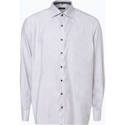 Eterna Comfort Fit - Koszula męska niewymagająca prasowania, szary. Szare koszule męskie non-iron Eterna Comfort Fit, m. Za 249,95 zł.