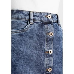 Spódniczki: TOM TAILOR DENIM SKIRT Spódnica jeansowa mid stone wash denim