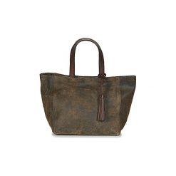 Torby shopper Loxwood  CABAS PARISIEN VINTAGE. Brązowe shopper bag damskie Loxwood. Za 370,30 zł.