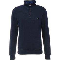 Lacoste Sweter navy blue/inkwell. Niebieskie swetry klasyczne męskie Lacoste, m, z bawełny. Za 459,00 zł.