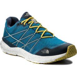 Buty do biegania męskie: Buty THE NORTH FACE - Ultra Cardiac II T92VUVYVX Seaport Blue/Acid Yellow