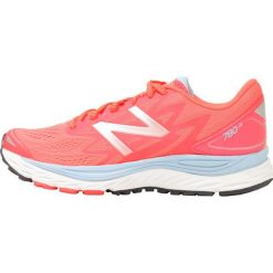Buty sportowe damskie: New Balance NBX CUSHION SOLVI Obuwie do biegania treningowe vivid coral