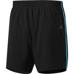 Adidas Spodenki męskie RS Short czarno-niebieskie r. XXL (BR2450). Niebieskie spodenki sportowe męskie marki ARTENGO, l, z elastanu. Za 105,00 zł.