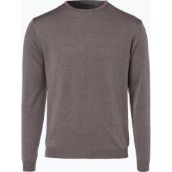 Swetry męskie: Finshley & Harding – Sweter męski, brązowy