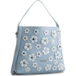 Torebka NOBO - NBAG-E2980-C012 Niebieski. Niebieskie torebki klasyczne damskie marki Nobo, ze skóry ekologicznej. W wyprzedaży za 129,00 zł.