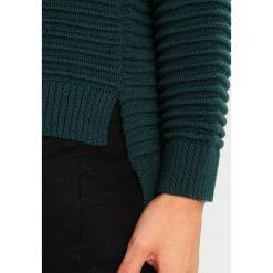 Swetry klasyczne damskie: Rich & Royal Sweter pine green
